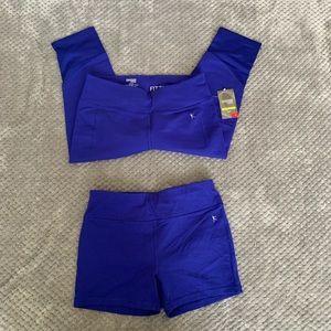 Capri size small NWT. Shorts size small NWOT